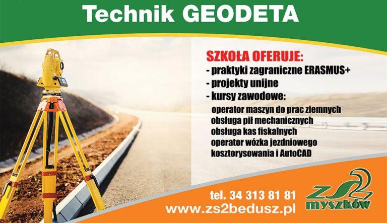 technik geodoeta